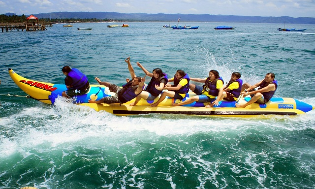 Paket Water Sport Pangandaran