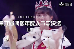 SNH48 6th General Election will be held in July