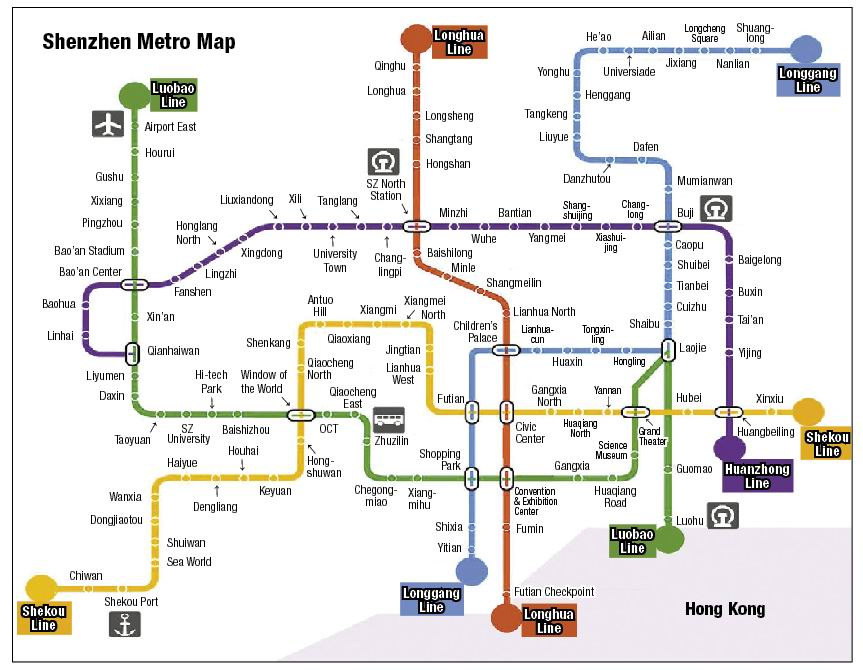 Map Of Shenzhen And Hong Kong Metro By Joho Maps Guide To ... Shenzhen Metro Map on montreal metro, yantai metro map, tianjin metro, xiamen metro map, dalian metro map, kabul metro map, zibo metro map, chengdu metro, hefei metro map, city metro map, tokyo metro map, guilin metro map, nanjing metro, edmonton metro map, hangzhou metro, jakarta metro map, guangzhou metro, dhaka metro map, ningbo metro map, shenzhen bao'an international airport, island line, shenzhen railway station, moscow metro, chongqing metro, walt disney world monorail system map, shanghai metro, changsha metro map, bucharest metro, guangzhou metro map, hong kong metro map, dalian metro, shanghai metro map, brussels metro, santiago metro, beijing subway, nanchang metro map, wuhan metro, shantou metro map, window of the world,