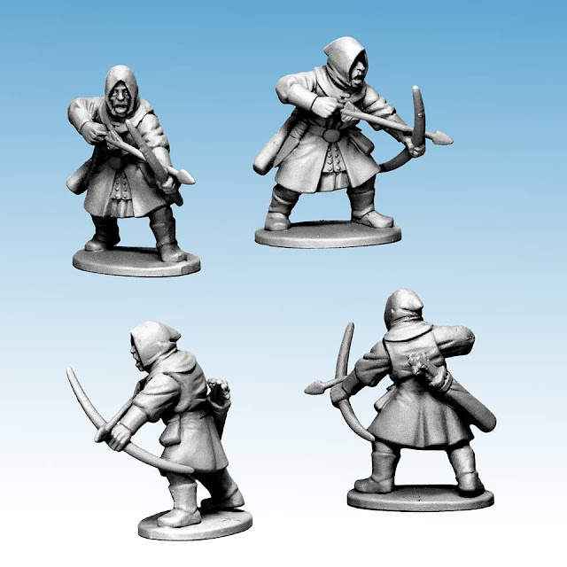 Breaking! Northstar Miniatures: New Fantasy Oathmark Human Soldiers Preview