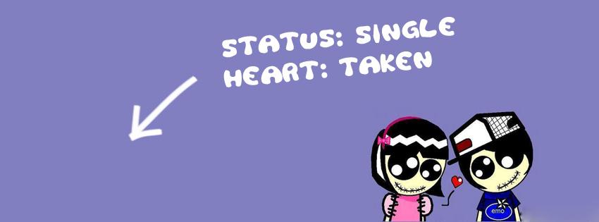 Single boy attitude status