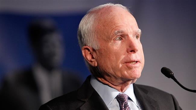 US Republican Senator John McCain warns President Donald Trump not to walk out of NAFTA