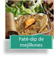PATÉ-DIP DE MEJILLONES