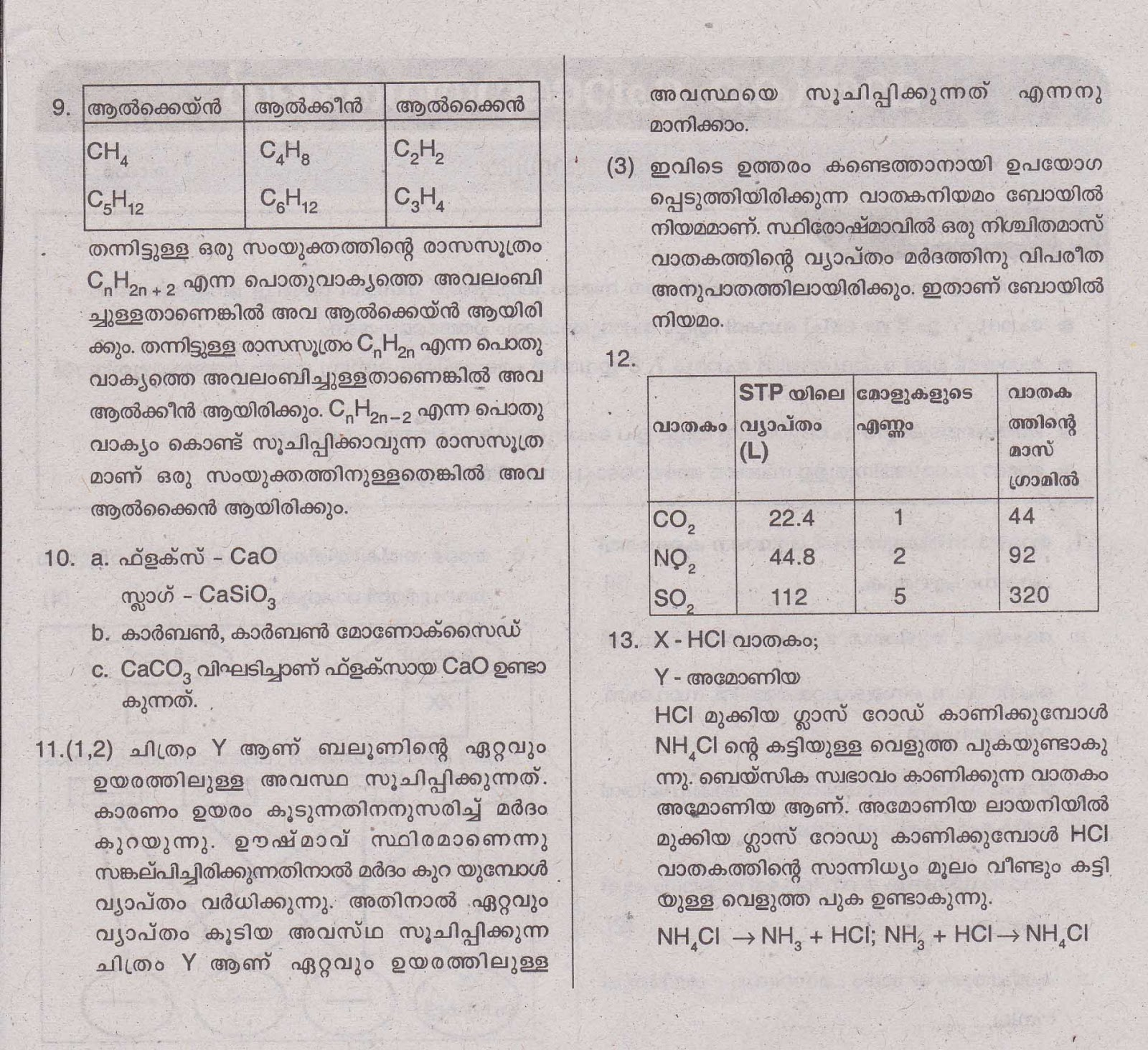 A/L Model Papers Biology, Chemistry, Physics, Combined Mathematics