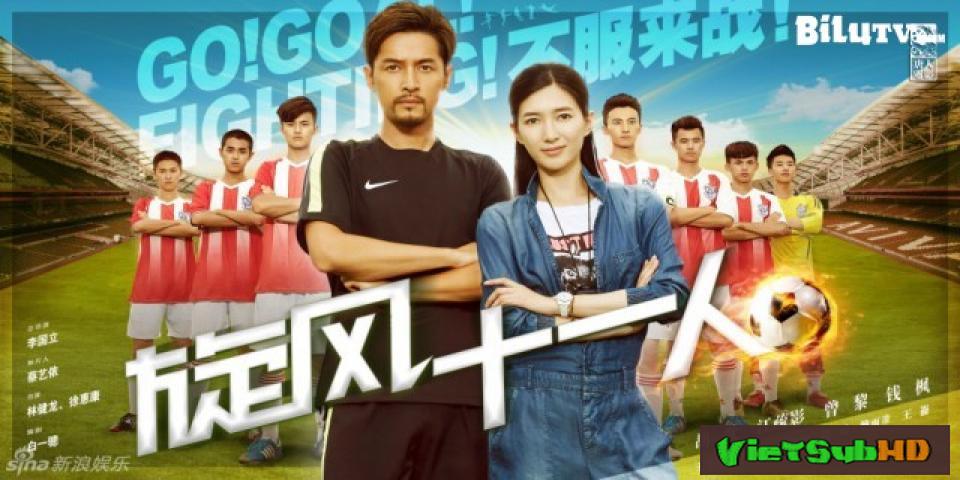 Phim Cơn Lốc 11 Người Tập 28 VietSub HD | Go Goal Fighting 2016