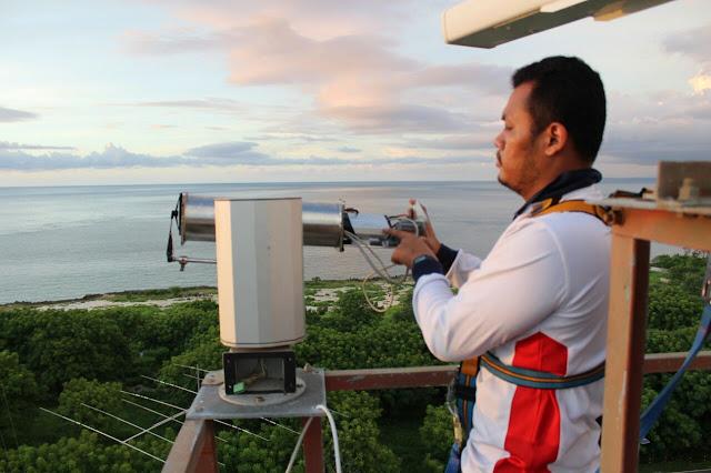 Bakamla RI Mutakhirkan Sarana Pemantauan Laut SPKKL Kupang