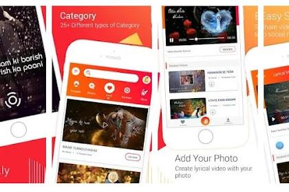 Aplikasi Lirik Terbaik Untuk Android 2020