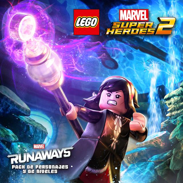 LEGO Marvel Super Heroes 2 presenta el DLC Runaways