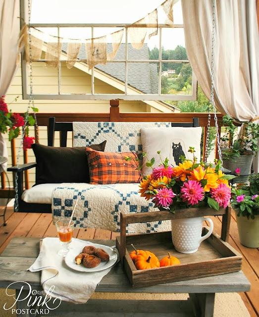 Common Ground Be Inspired 159 Farmhouse Porch Decor