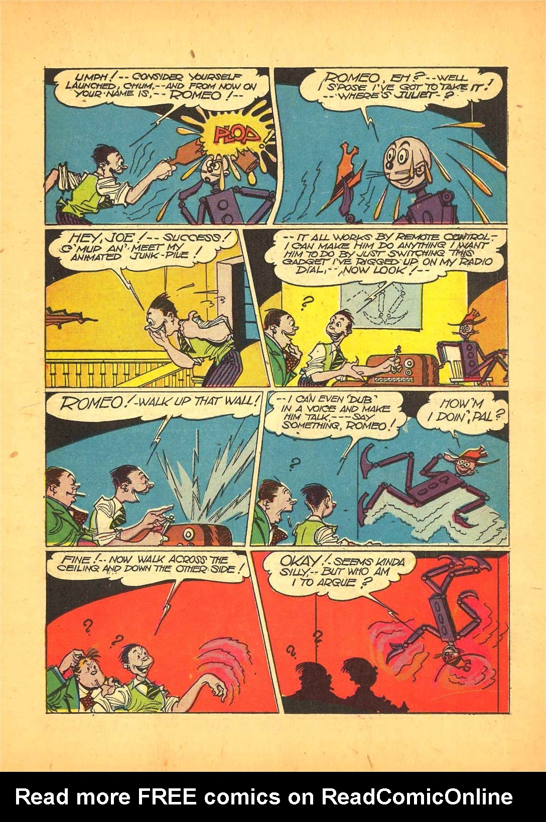 Read online Action Comics (1938) comic -  Issue #68 - 28