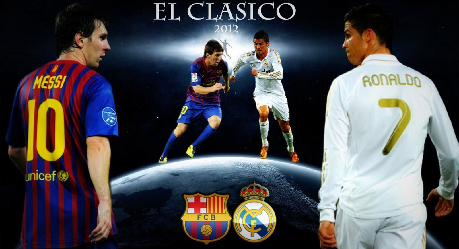Messi Vs Ronaldo Wallpapers Spirit Players