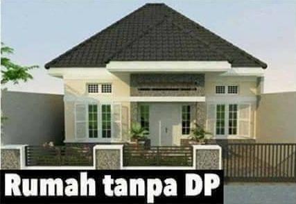 Rumah tanpa DP