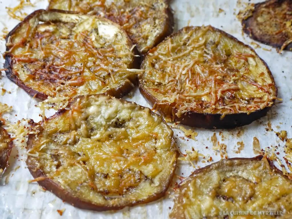La Cuisine de Myrtille: Aubergine au four