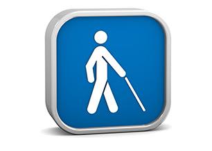 Inclusão dos deficientes visuais ainda é desafio