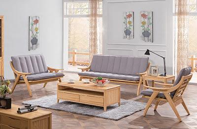 5 quy tắc không thể bỏ qua khi bày trí bàn ghế sofa cho phòng khách nhỏ