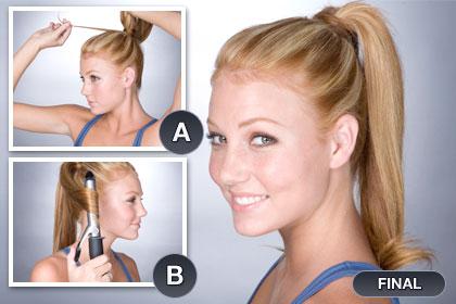Superb Quick Easy Hairstyles Blondelacquer Short Hairstyles Gunalazisus