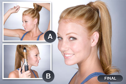 Remarkable Quick Easy Hairstyles Blondelacquer Short Hairstyles For Black Women Fulllsitofus