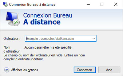 Connexion bureau a distance windows 10 - Activer connexion bureau a distance windows 7 ...