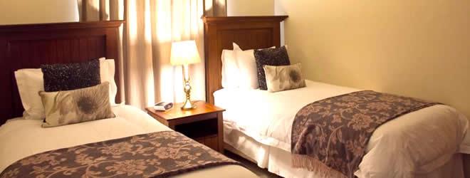 Bakgat Blyplek Guest House room
