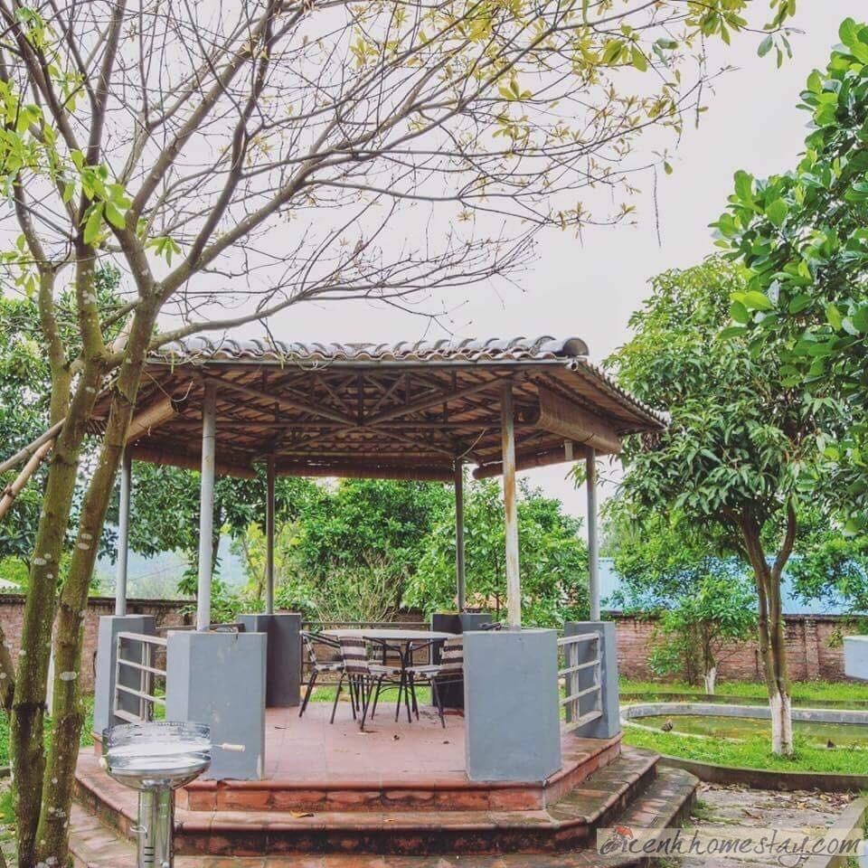 5 Homestay Ba Vì gần Hà Nội đẹp, giá rẻ yên tĩnh để nghỉ dưỡng