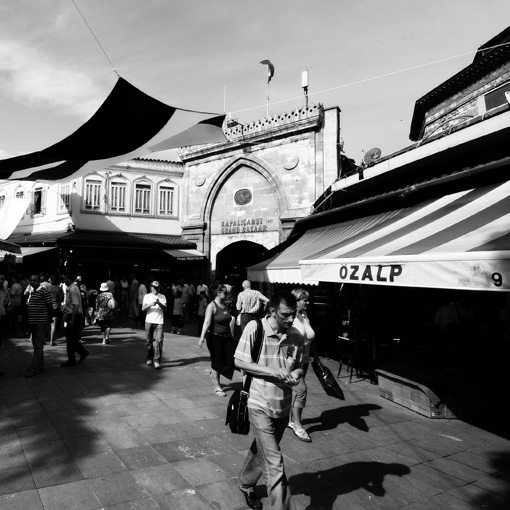 Kapalı Çarşı, Grand Bazar, Istanbul, Turquie, Turkey, photo dominique houcmant aka goldo