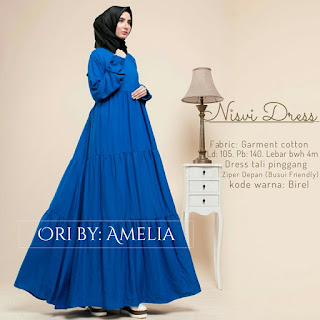 Nisvi Dress by Amelia