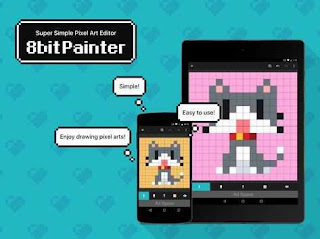 aplikasi menggambar 3d android, aplikasi mewarnai android,