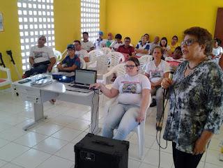 Diretora da Agevisa fala sobre água e alimentos e ressalta boa gestão e atuação da Visa de Sossego