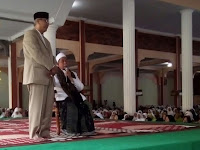 Abah Cipulus Restui Haji Diding Nyalon Bupati