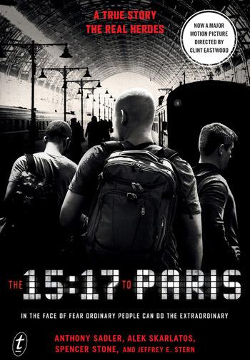 The 15:17 to Paris 2018 English
