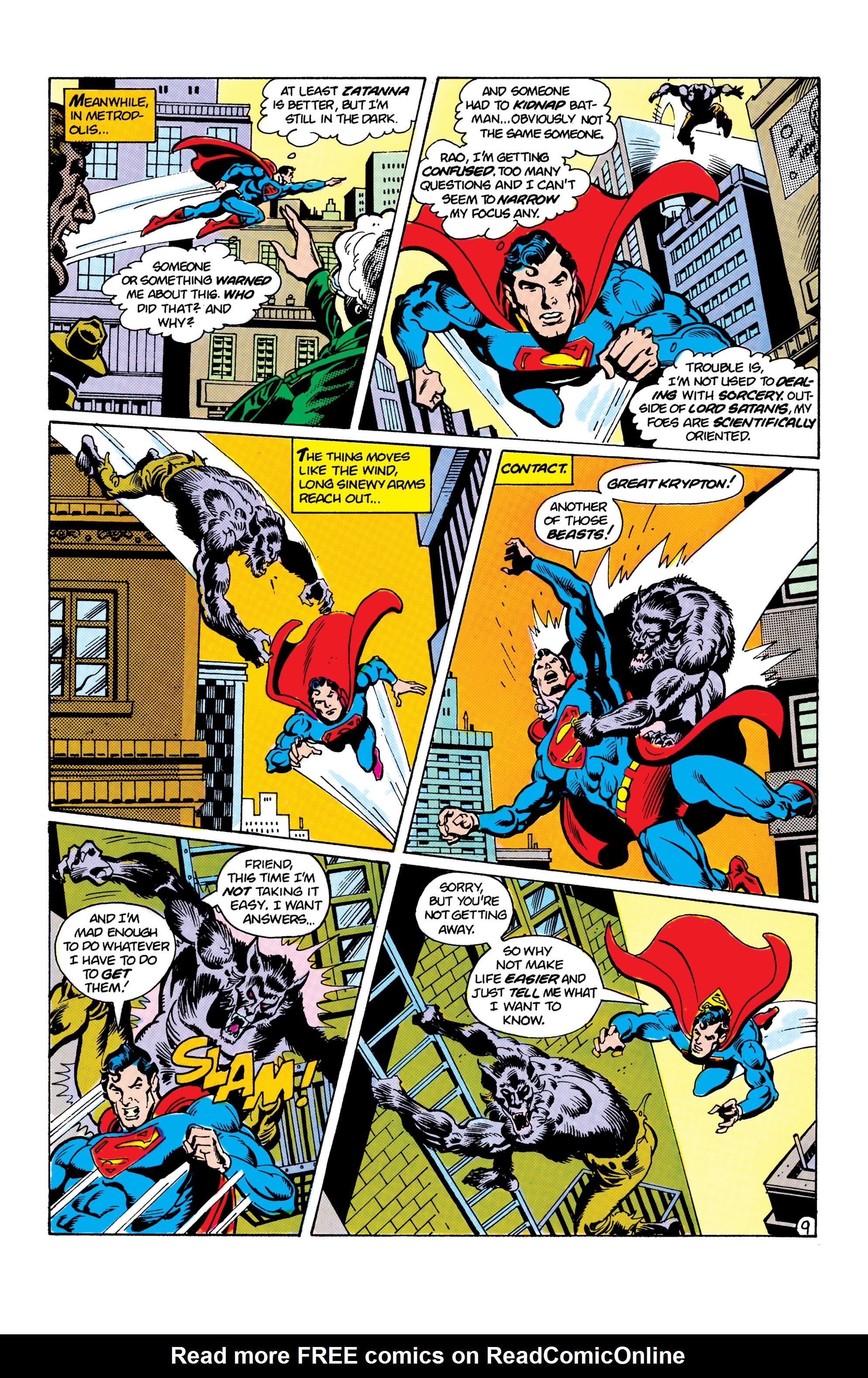 Read online World's Finest Comics comic -  Issue #288 - 10
