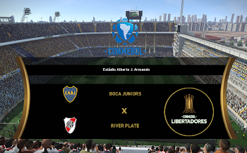 Copa Libertadores 2019 | ScoreBoard | PES2019 | PC