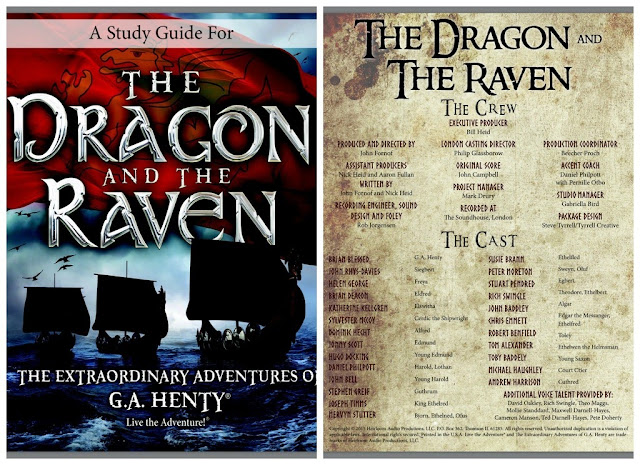 Review of the exciting audio drama The Dragon and the Raven.