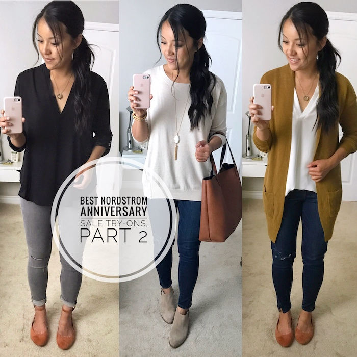 Best Nordstrom Anniversary Sale Try-Ons