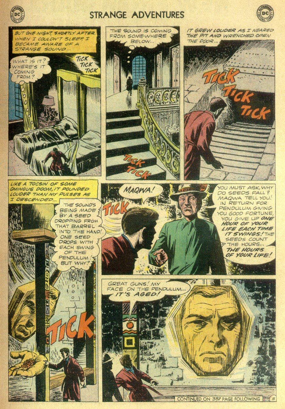 Strange Adventures (1950) issue 172 - Page 17