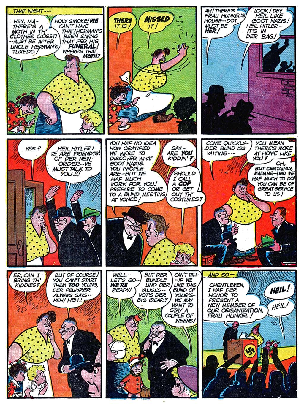 Read online All-American Comics (1939) comic -  Issue #48 - 46