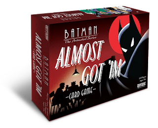 Batman: The Animated Series Almost Got 'Im Card Game by Cryptozoic