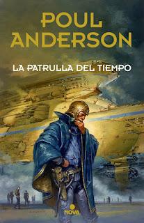 La patrulla del tiempo de Poul Anderson