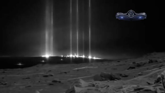 Resultado de imagen para Armstrong afirma que en la Luna había naves