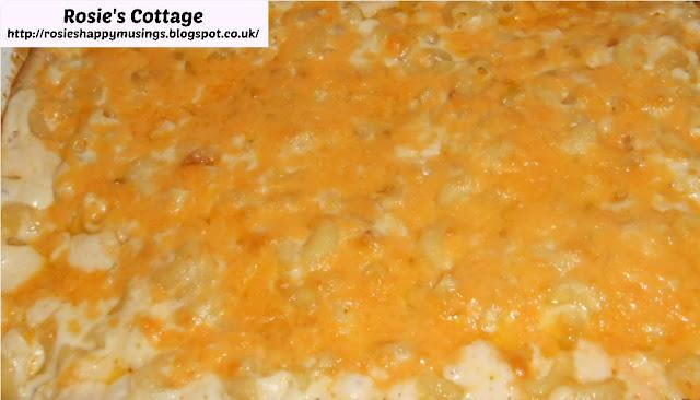 Yummy Macaroni Cheese