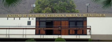 Museo de Mineralogía y Paleontología de la UNI