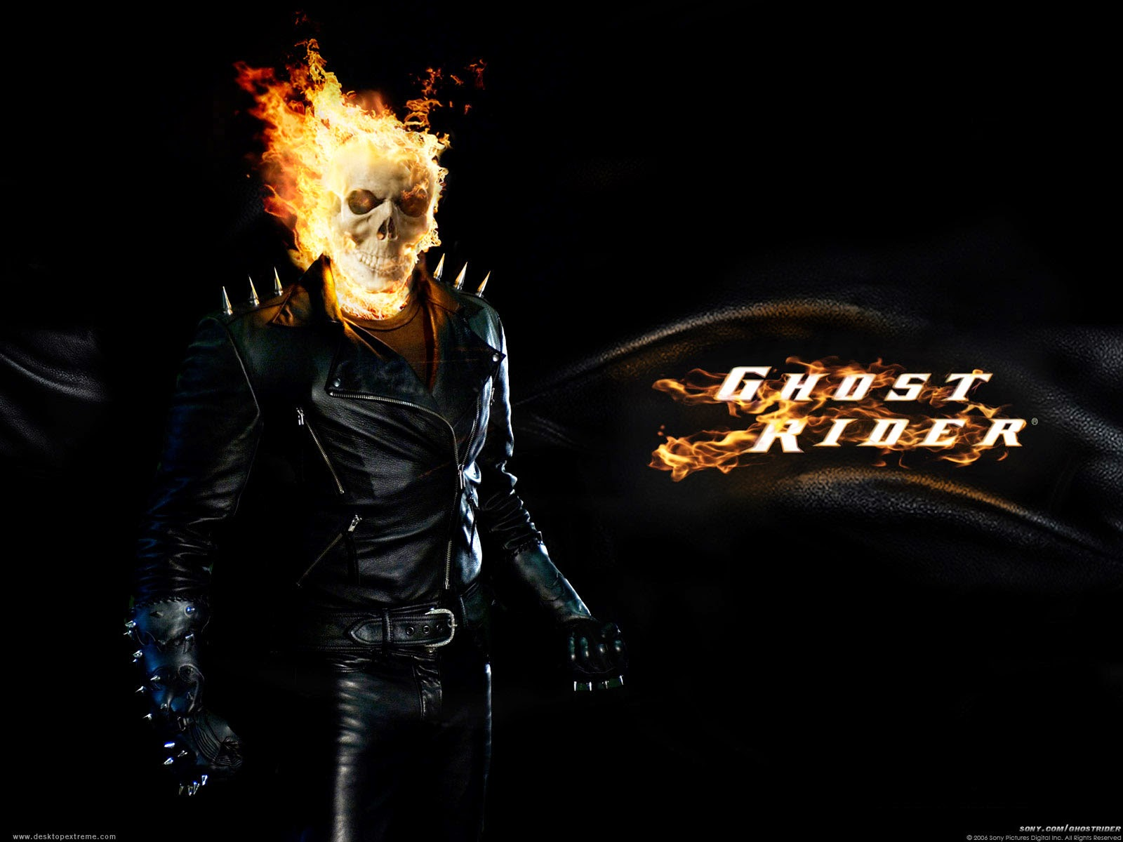 Ghost Rider HD Wallpapers Free Download