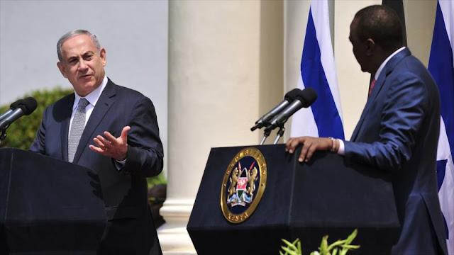 África, nueva herramienta de Israel para aliviar críticas internacionales en su contra