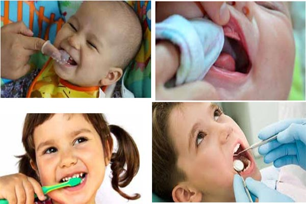 Periode Pertumbuhan Gigi Anak dan Cara Perawatannya
