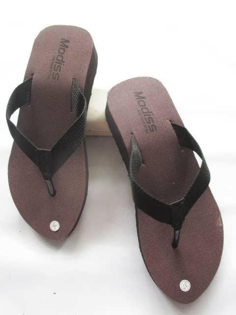 Sandal Wedges Lisban Wanita-Pabrik Sandal Garut