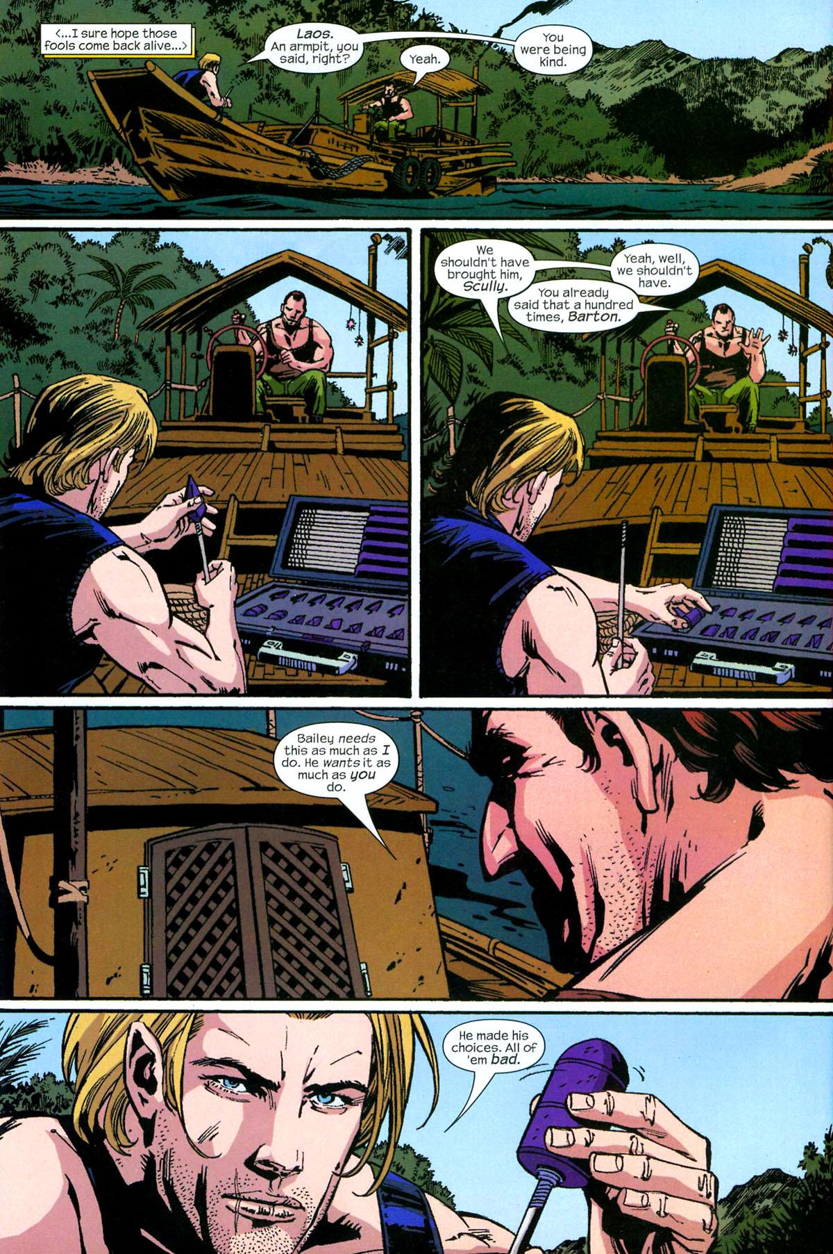 Hawkeye (2003) Issue #5 #5 - English 6