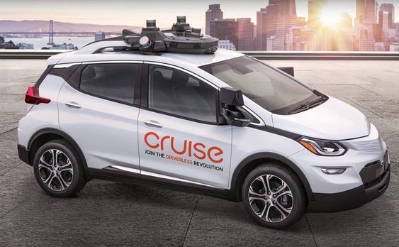 Honda совместно с General Motors будут разрабатывать автономный автомобиль.