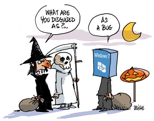 Halloween Costume Cartoons | Just Have Fun, Enjoy Life!