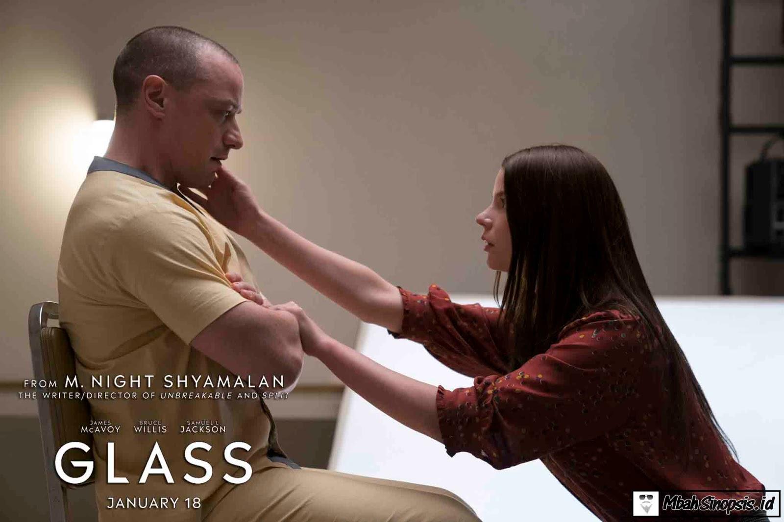 m night shyamalan movie 2019 Sinopsis Film Glass 2019 Pertarungan Mr Glass The Beast