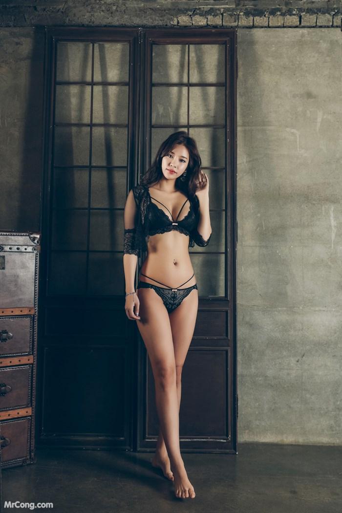 Image Korean-Model-Kwon-Soo-Jung-MrCong.com-005 in post Người đẹp Kwon Soo Jung trong bộ ảnh nội y tháng 10/2017 (195 ảnh)